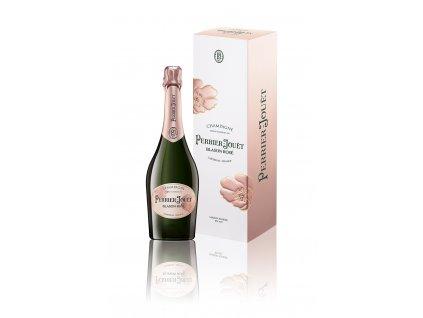 Perrier-Jouët Blason Rosé 0,75L krabička