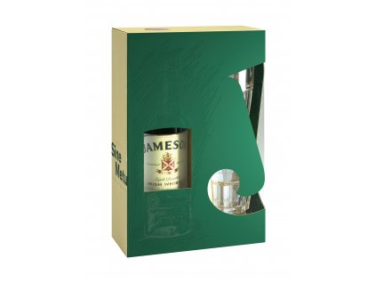 1508838623 02 Jameson Original 700ml+2sklenicky shot Mid