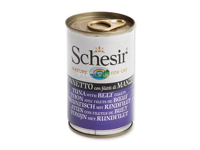 schesir tuniak hovadzie