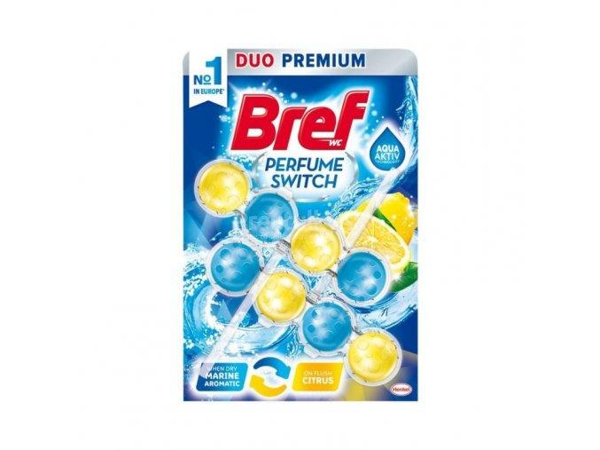 Bref Perfume Switch Marine Aromatic&Citrus 2x50g