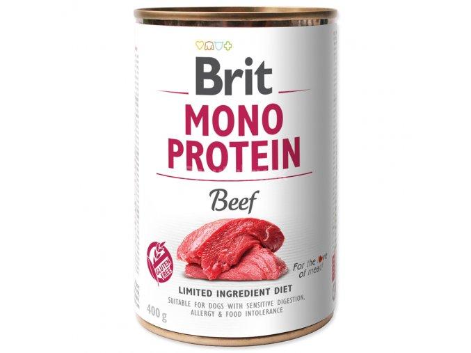 brit mono protein beef