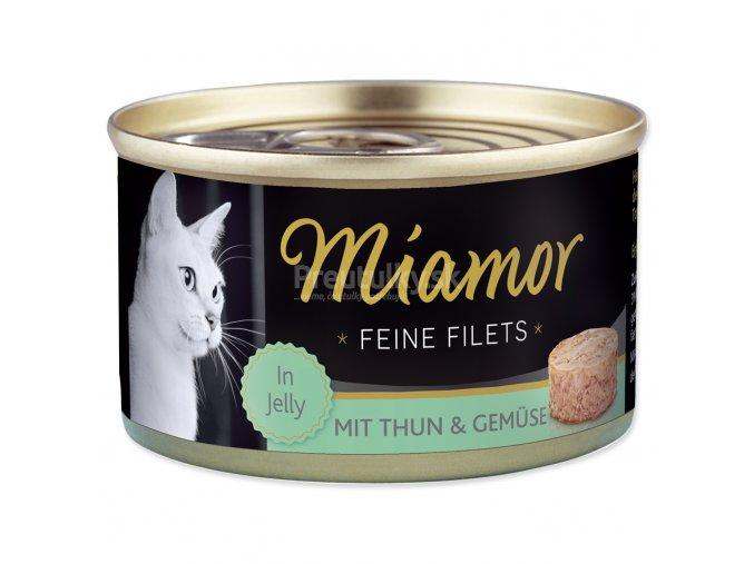 miamor tuniak zelenina