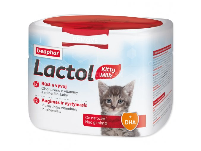 BEAPHAR Lactol Kitty Milk (250g)