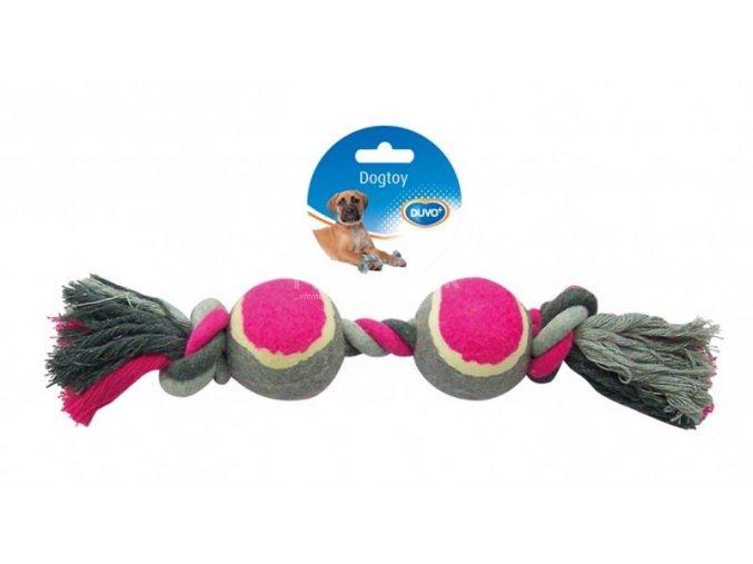 duvo lano s loptami