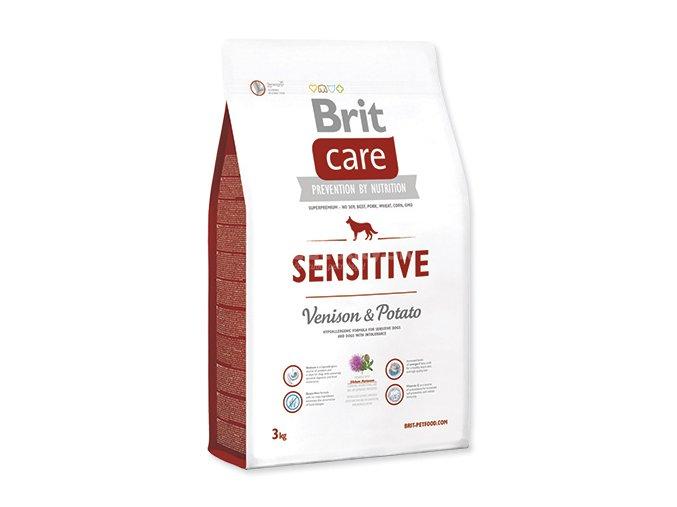 brit care sensitive 3kg