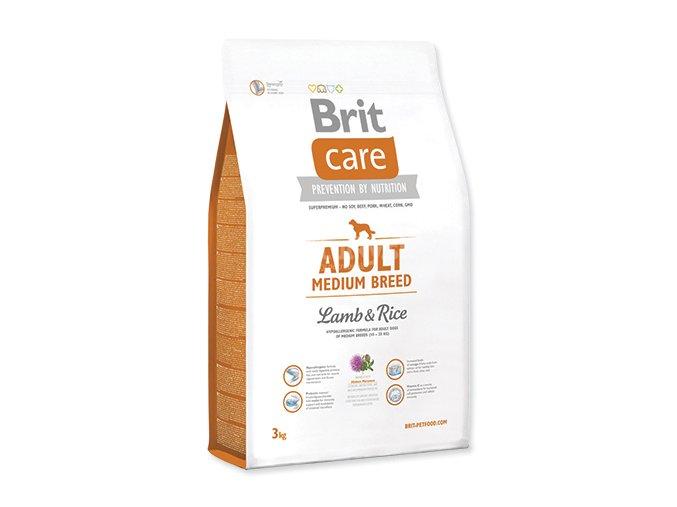 brit care lamb rice 3kg
