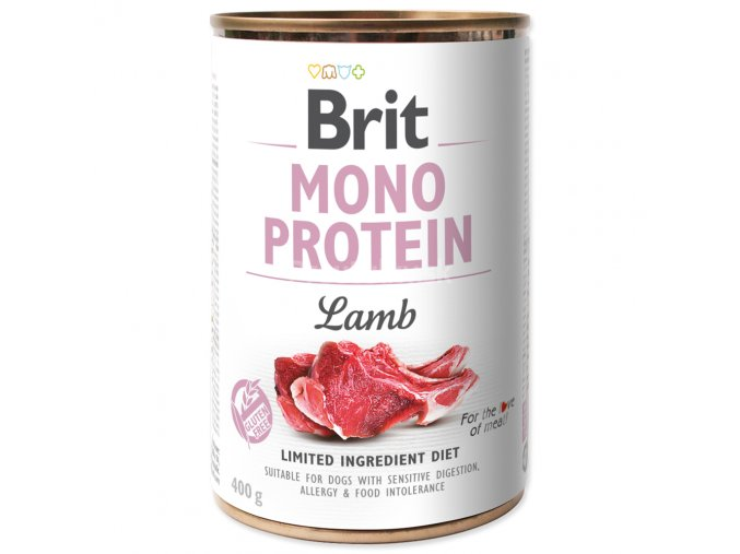 brit mono protein lamb