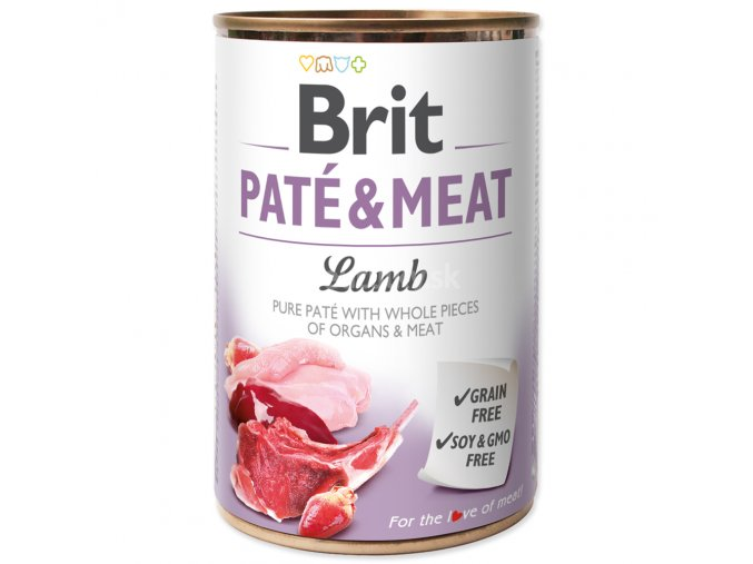 brit pate lamb