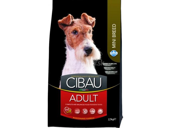 cibau mini adult