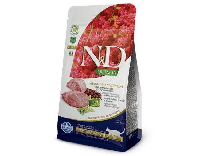 farmina cat gf quinoa weight 1 5