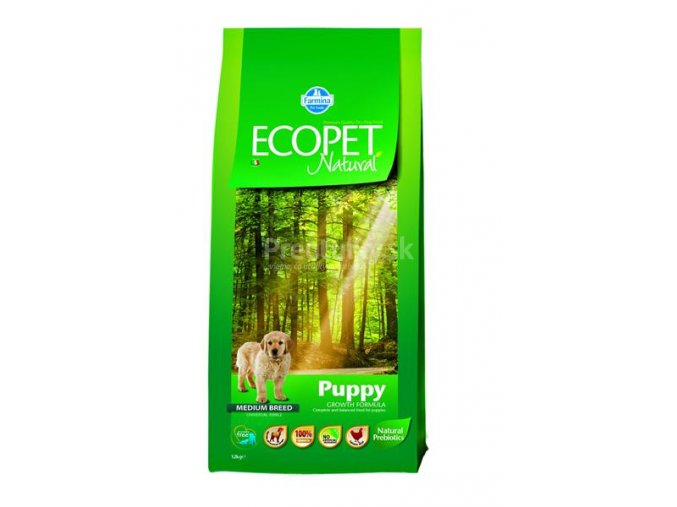 ecopet puppy mini 12