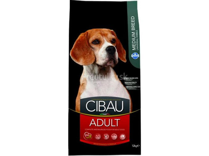 cibau adult medium 12