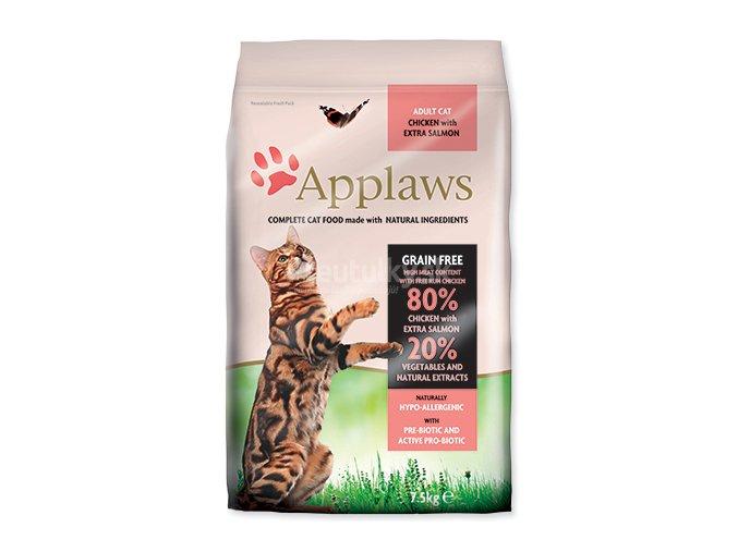 applaws dry cat chicken salmon