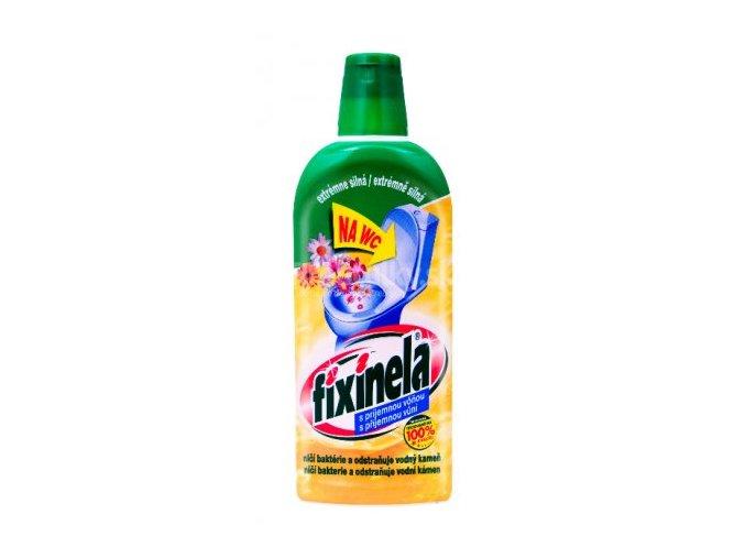 Fixinela 500ml zelená s vôňou antibakteriálne