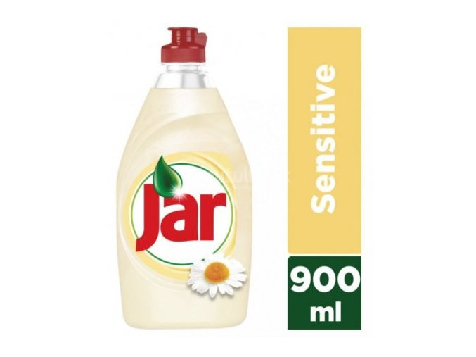 Jar Sensitive Chamomile&Vitamin E 900ml saponát