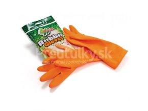 Gumené rukavice veľ.M