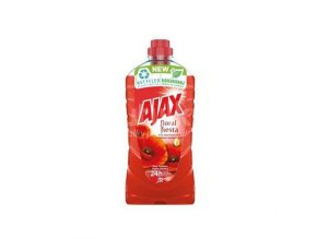Ajax Floral Fiesta Red-Flowers univerzálny čistič 1l CHLS