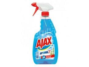 Ajax Optimal 7 Multi-action čistič na okná 500ml CHLS