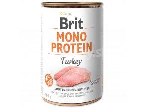 brit mono protein turkey