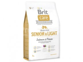 brit care senior salmon 3