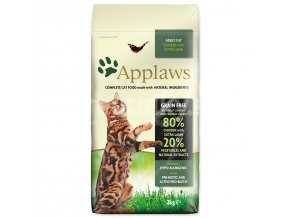 APPLAWS Dry Cat Chicken with Lamb (2 kg) PL