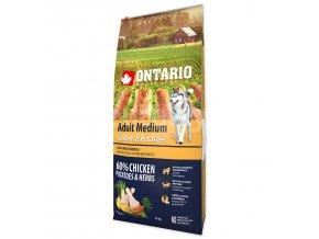ontario chicken herbs