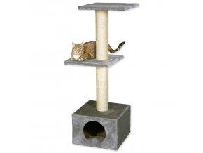 Odpočívadlo MAGIC CAT Alexia šedé 109 cm 1ks OZM