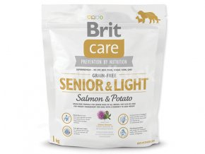 brit care senior salmon 1