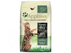 applaws cat dry chicken