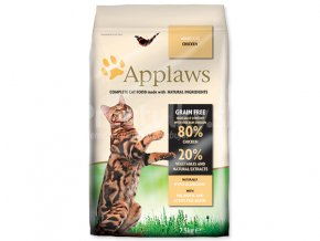 applaws dry cat chicken