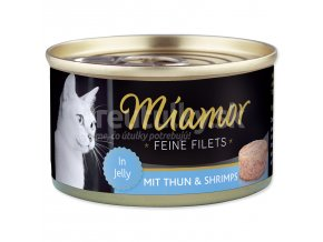 miamor tuniak krevety