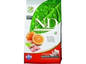 farmina gf orange 25