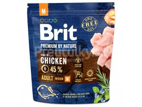 brit nature adult m 1KG
