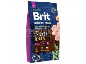 brit nature adult S 8KG