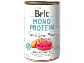 brit mono protein tuna