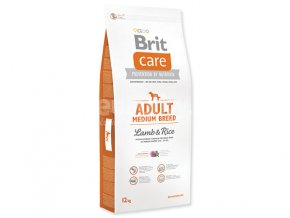 brit care medium lamb