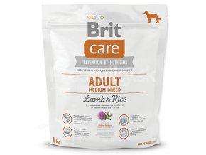 brit care lamb rice 1kg