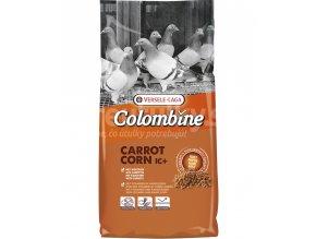 colombine corn carrot