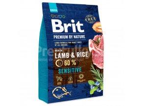 brit nature sensitive lamb