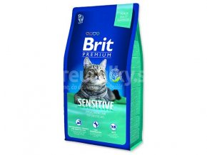 brit cat sensitive