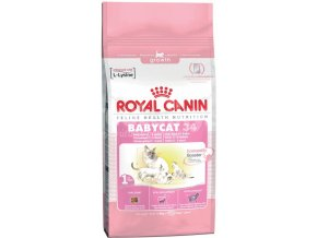 royal canin babycat2kg