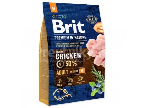 brit nature adult m 3KG