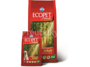 ecopet adult medium 2,5