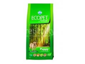 ecopet puppy mini 12