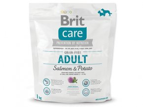 brit care grain adult salmon 1