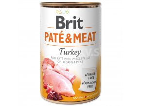 brit pate turkey