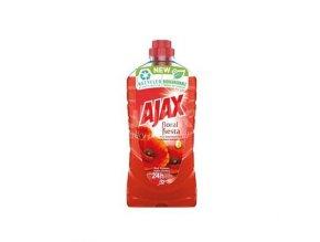 Ajax Floral Fiesta Red-Flowers univerzálny čistič 1l