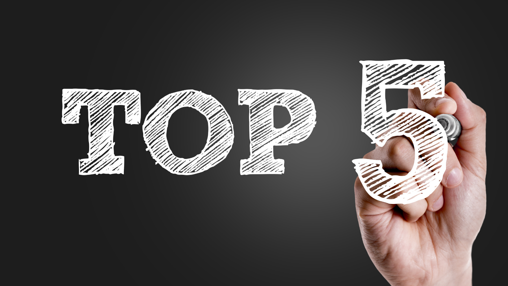 TOP 5 antigenních testů