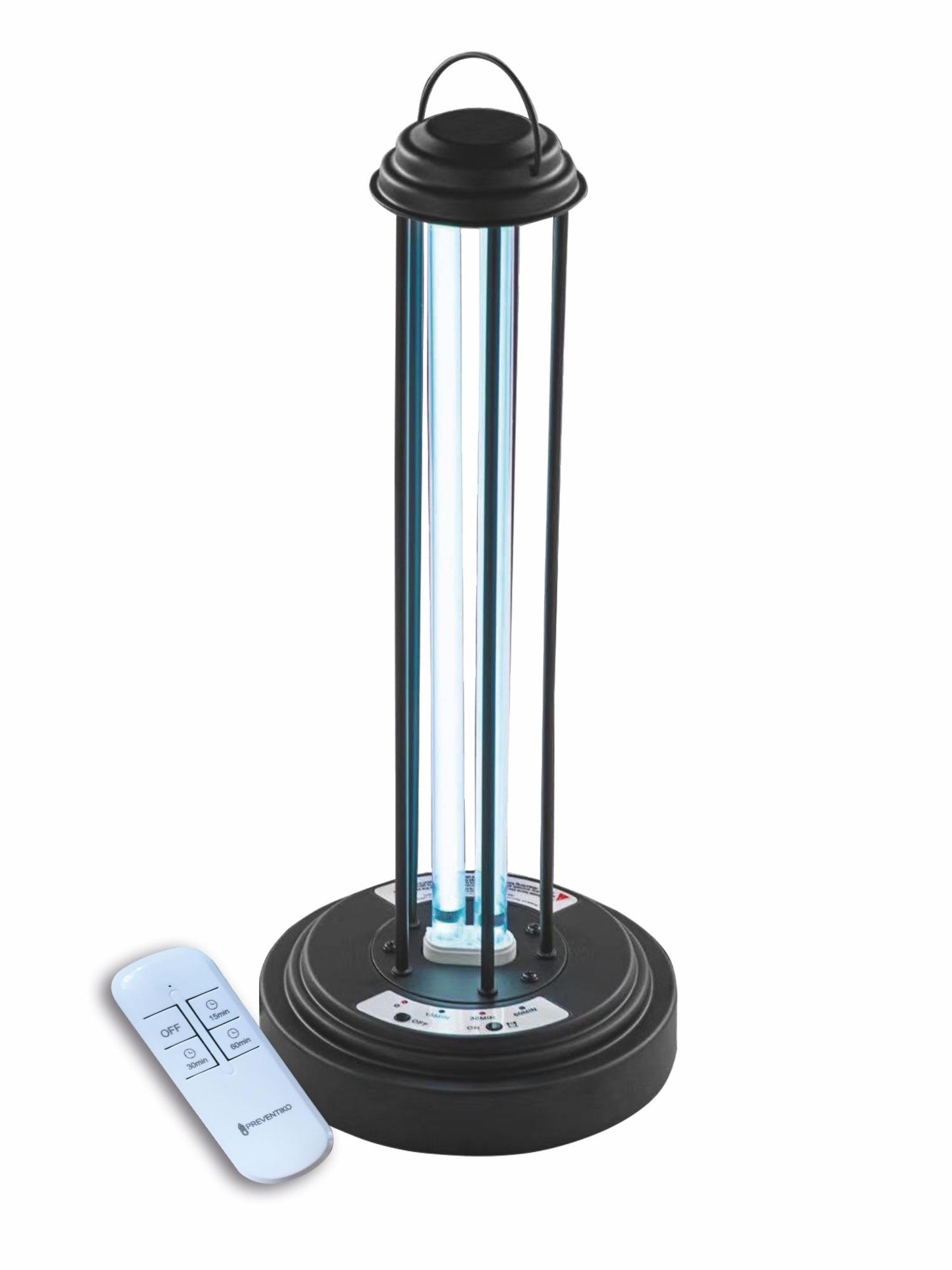 Levně Germicidní UV-C lampa PREVENTIKO bez ozonizéru