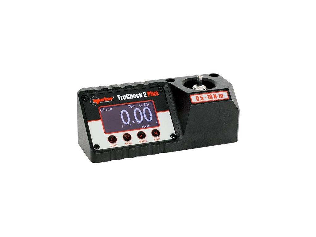 Přístroj pro kalibraci momentových skrutkovačov
